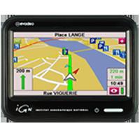 GPS - Evadeo - Primo
