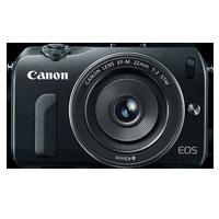 Appareil photo Canon - Eos M (Hybride)