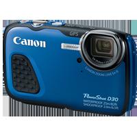 Appareil photo Canon - Powershot D (Compact)