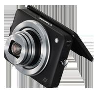 Appareil photo Canon - Powershot N (Compact)