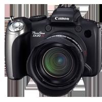 Appareil photo Canon - Powershot SX IS (Compact)