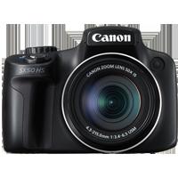 Appareil photo Canon - Powershot SX HS (Compact/Bridge)