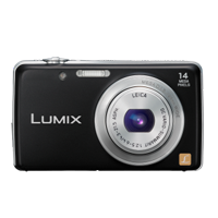 Panasonic - Lumix DMC-FS (Compact)