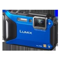 Panasonic - Lumix DMC-FT (Compact)