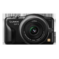 Panasonic - Lumix DMC-GF (Hybride)