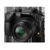 Panasonic - Lumix DMC-GH (Hybride)