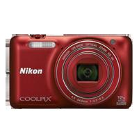 Nikon - Coolpix S série 3000 à 6000 (Compact)