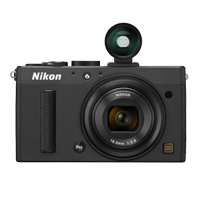 Nikon - Coolpix A (Compact)