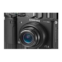 Samsung - EX 2F (compact)