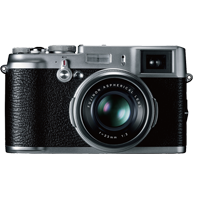 Fujifilm - Finepix X100-X100S (Compact)