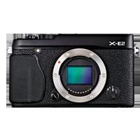 Fujifilm - X-E1/X-E2 (Hybride)