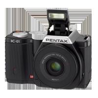 Pentax - K-01 (Hybride)