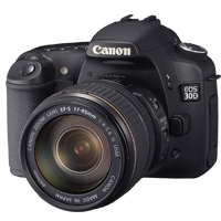 Appareil photo Canon - Eos série **D  (Reflex)