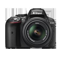 Nikon - D5000 et + (Reflex)