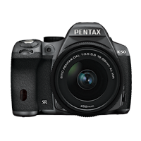 Pentax - K-50/K-500/K-30/K-x/K-m (Reflex)