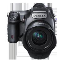 Pentax - Série 645 (Reflex)