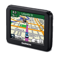 GPS - Garmin - Nüvi 0-2000