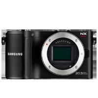 Samsung - NX 200-210 (Hybride)