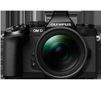 Olympus - Om-D E-M1 (Hybride)