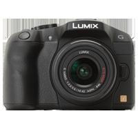 Panasonic - Lumix G6 (Hybride)