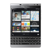 Blackberry - Passport Silver Edition