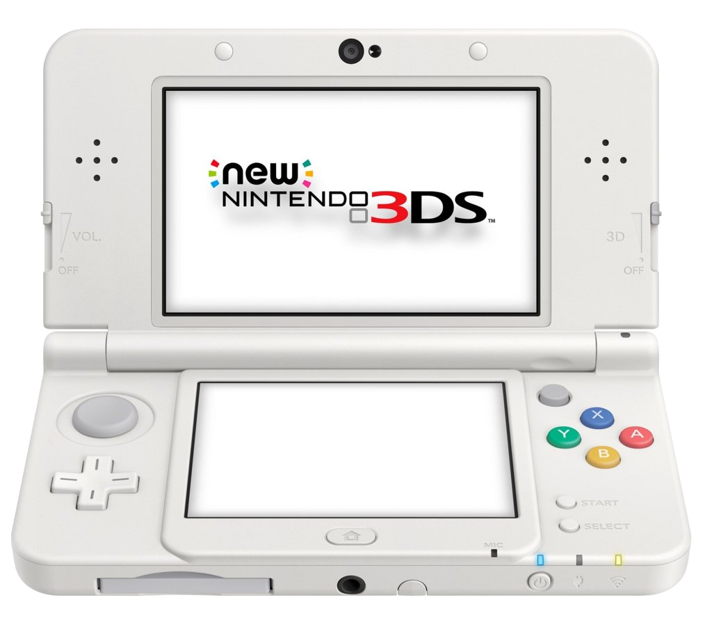 Nintendo - New 3DS N3DS